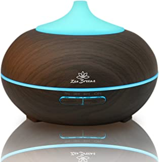 zen breeze diffuser how to use
