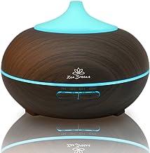 Sponsored Ad - Zen Breeze Essential Oil Diffuser Dark Wood - Aromatherapy Diffuser - Birthday Gift Edition