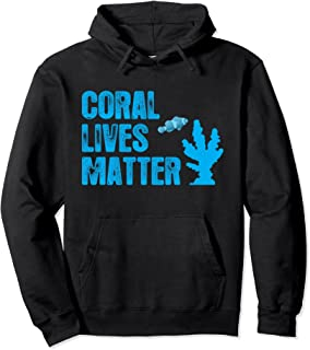 Coral Lives Matter Blue Saltwater Reef Tank Enthusiast