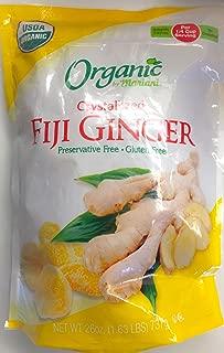 Organic Crystallized Fiji Ginger by Mariani (1) Large 26 oz. bag