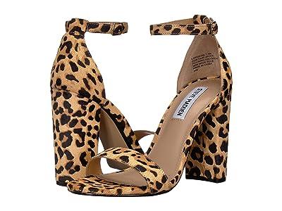 Steve Madden Carrsonl (Leopard Multi) High Heels