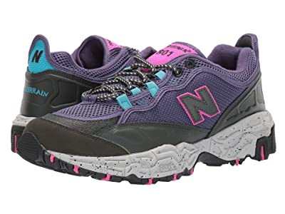 New Balance Classics ML801v1-USA (Violet Fluorite/Defense Green) Men