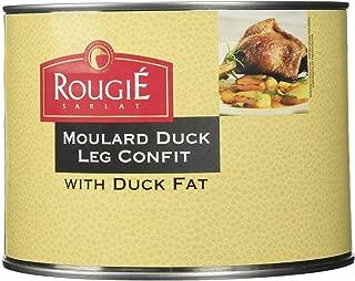 Rougie Confit of Duck Legs, 4 legs, 53oz (2 PACK)