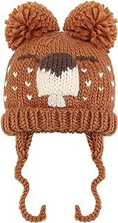 squirrel knit hat