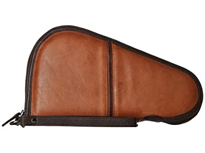 STS Ranchwear Frontier Pistol Case (Tan Leather) Bags