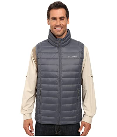 Columbia Voodoo Falls 590 TurboDown Vest (Graphite) Men