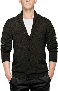 Matchstick Men's Shawl Collar Cardigan #12088