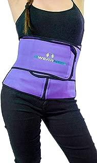 Body Cincher Slimming for Men Women - Waist Trimmer Trainer Neoprene