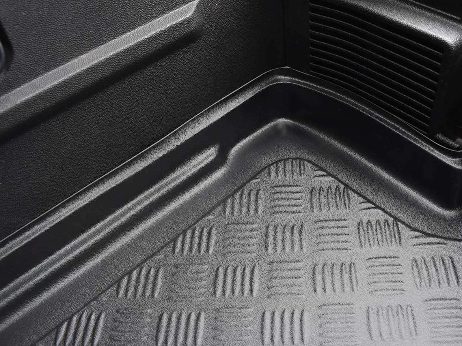 2017 on Nomad Auto Tailored Fit Durable Black Boot Liner Tray Mat Protector for Vauxhall Insignia Grand Sport