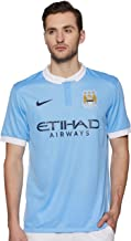 Nike Mens Manchester City Home Stadium Jersey [Field Blue]