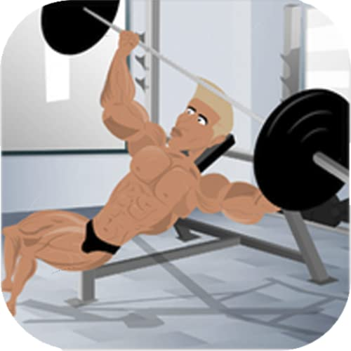 Iron Muscle - Bodybuilding Fitness Workout game