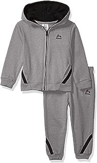 RBX Baby-Boys Fleece Zip Hoodie and Pant Set Pants Set