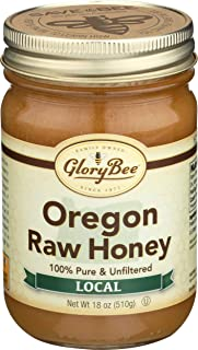 Glorybee, Honey Raw Oregon Local, 18 Ounce