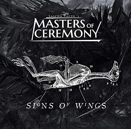 Sascha Paeth'S Masters Of Ceremony - Signs Of Wings (2019) LEAK ALBUM