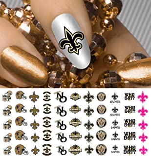 Best new orleans saints nails Reviews