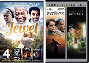 The Shawshank Redemption / The Green Mile Stephen King & Morgan Freeman Jewel / End Game / Blood Brothers / Execution of Raymond Graham Bundle Feature Movie Set