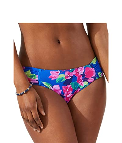 Tommy Bahama Bougainvillea Reversible Shirred Hipster Bottoms
