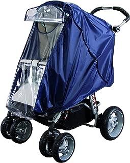Nero schwarz Tettuccio parasole per passeggini e carrozzine Sunnybaby