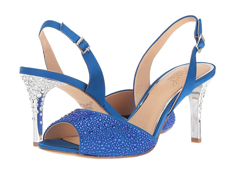 Jewel Badgley Mischka Tanner (Blue) Women