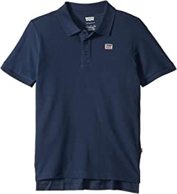 James Polo Shirt (Little Kids)