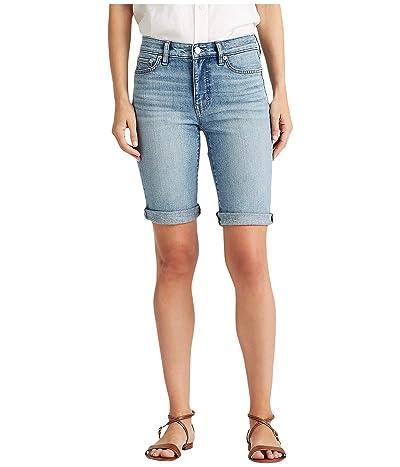 LAUREN Ralph Lauren Petite Stretch Cotton Blend Shorts Women