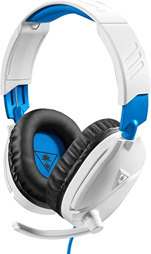 Turtle Beach Recon 70 Multiplatform Gaming Headset for Playstation, Xbox, Nintendo Switch & PC (PS5 & Xbox Series X)