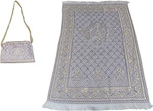 Light Prayer Mat With Bag, Size 68X107 cm, Multi Color