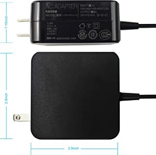 BE·SELL 19V 3.42A 65W Adpter Charger for Asus Transformer Book X540 X 540S X540SA UX360 UX305LA UX32A X540LA X305M T300LA TP300LA YS01 C200MA-DS01 Q200E Q302LA Q503UA Q504UA F510UA UX330UA UX303