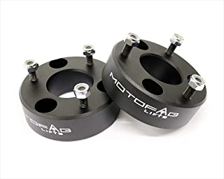 MotoFab Lifts DR-2.5-2.5 in Front Leveling Lift Kit Compatible with Dodge Ram 1500 Pickup 4WD