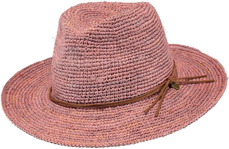 Barts Celery Raffia Straw Sun Hat