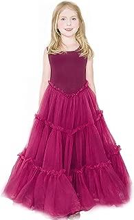 Jennifer and June Sugar Plum Fairy Fluffy Princess Ballerina Twirling Toddler Girl Special Occasion Dress.