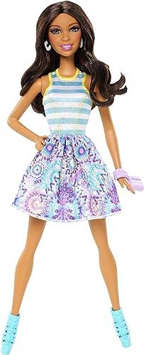 gran selección y entrega rápida Barbie Barbie Barbie Fashionista Nikki negro African American Doll BGY20  Nuevos productos de artículos novedosos.