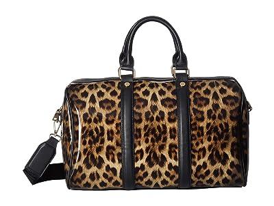 Steve Madden Bsteph (Leopard) Duffel Bags