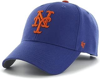 MLB New York Mets MVP Adjustable Hat, One Size