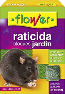 comprar comparacion Flower 20512 20512-Raticida, No Aplica, 10.3x3.7x14.5 cm
