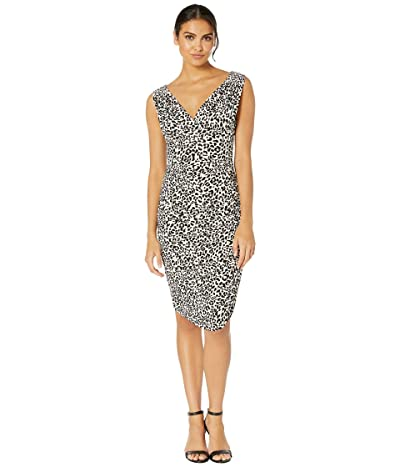 KAMALIKULTURE by Norma Kamali Tara Dress (Baby Leopard) Women