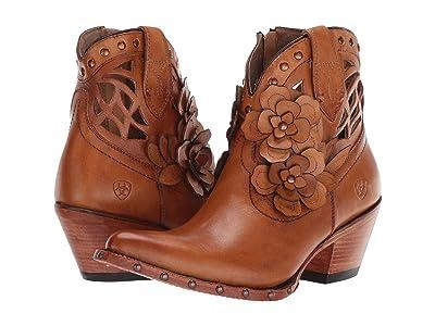 Ariat Flora (Teak) Cowboy Boots