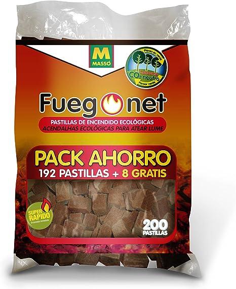 Samba Pastilla Encendido Ecologica 32 unidades
