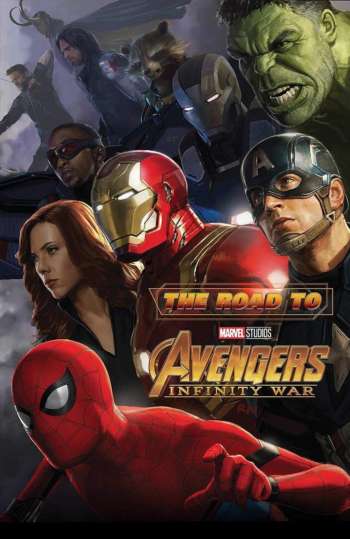 細心のオーバーコート好奇心盛The Road to Marvel's Avengers: Infinity War - The Art of the Marvel Cinematic Universe (Road to Marvel's Avengers - Infinity War) (English Edition)