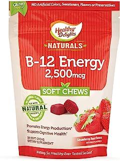 Healthy Delights Naturals B12 2500 MCG Soft Chews