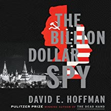 billion dollar spy audiobook