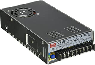 """MEAN WELL SP-320-24 AC to DC Power Supply, Single Output, 24V, 13 Amp, 312W, 1.5"""""""