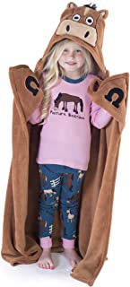 cow blanket with hood
