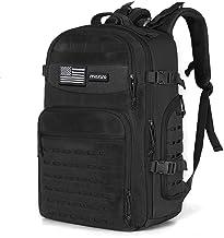 MOSISO Tactical Backpack, 3 Day Molle Rucksack Hiking Daypack Men Shoulder Bag