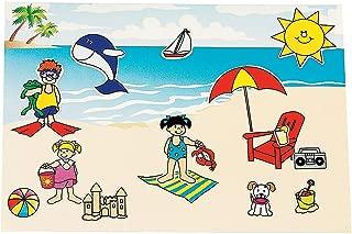 Best beach scene stickers Reviews