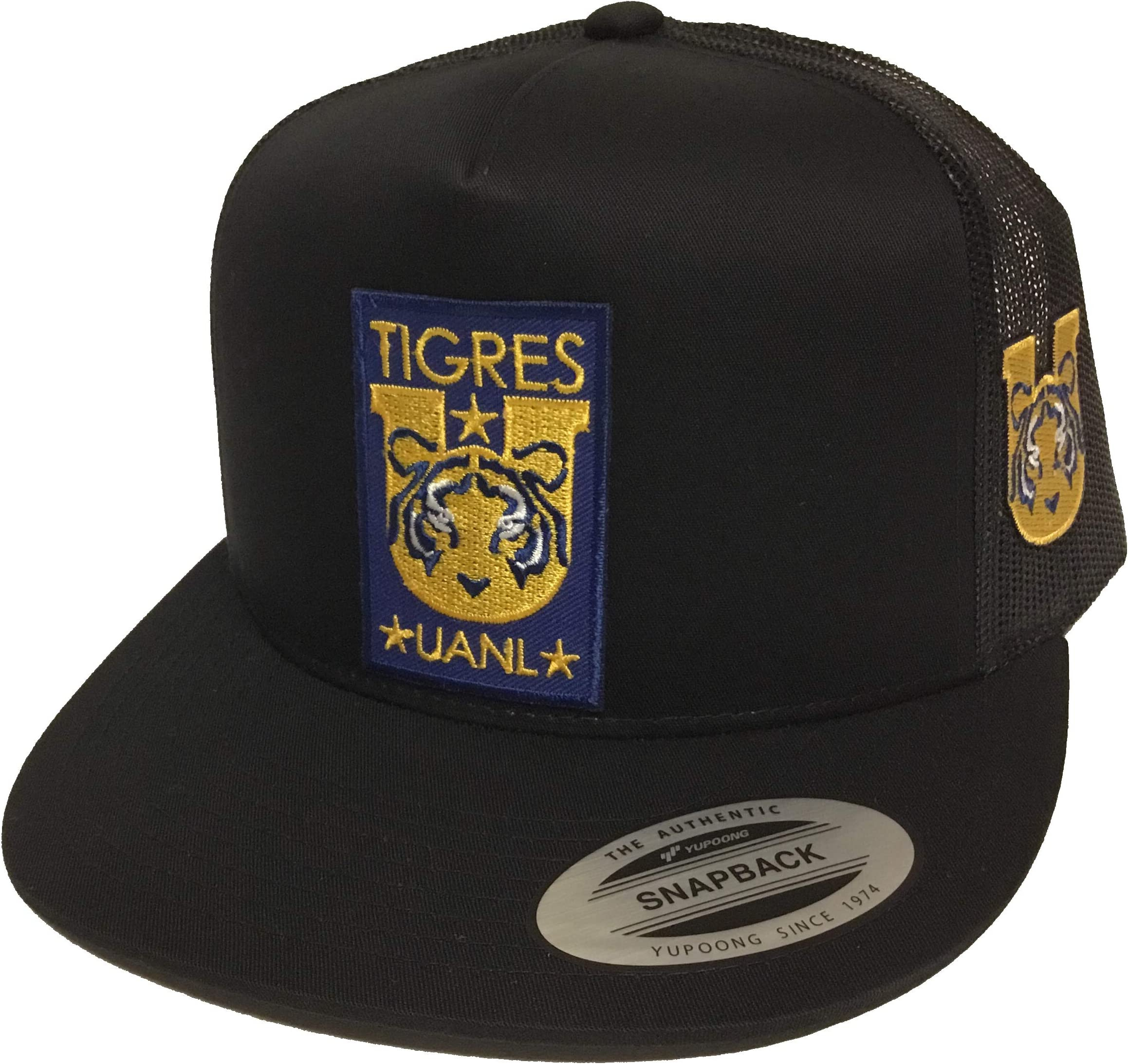 UANL Tigres Soccer Cuff Beanie with Pom New