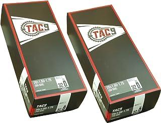 26 x 1.75-1.95 Regular Schrader Valve 32mm TAC 9 Tube