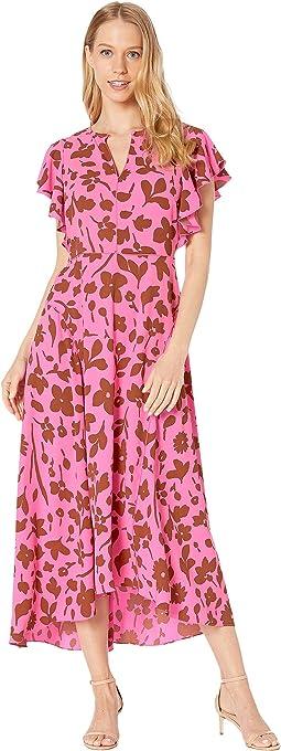 3ece1f90f155 Search Results. Luxury. Pink Multi. 4. Kate Spade New York. Splash Flutter  Sleeve Dress