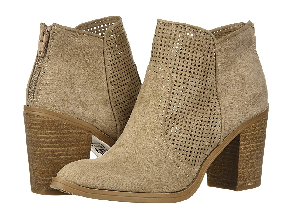 DV by Dolce Vita Jiffy (Almond Stella Suede) Women