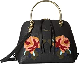 City Blooms Dome Satchel